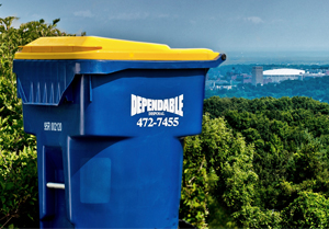 Recycling in Syracuse
