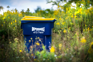 Dependable Disposal trash removal in Onondaga County and Cayuga County